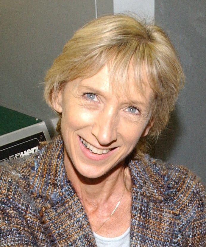 Louise Goldsmith is chairman of the West Sussex Health and Wellbeing board - 2476543