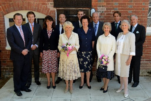 Duchess of Cornwall opens centre for disabled adults