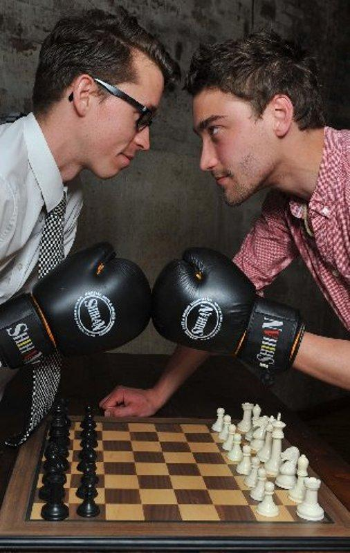 Sussex University students aim to start county's first Chessboxing club