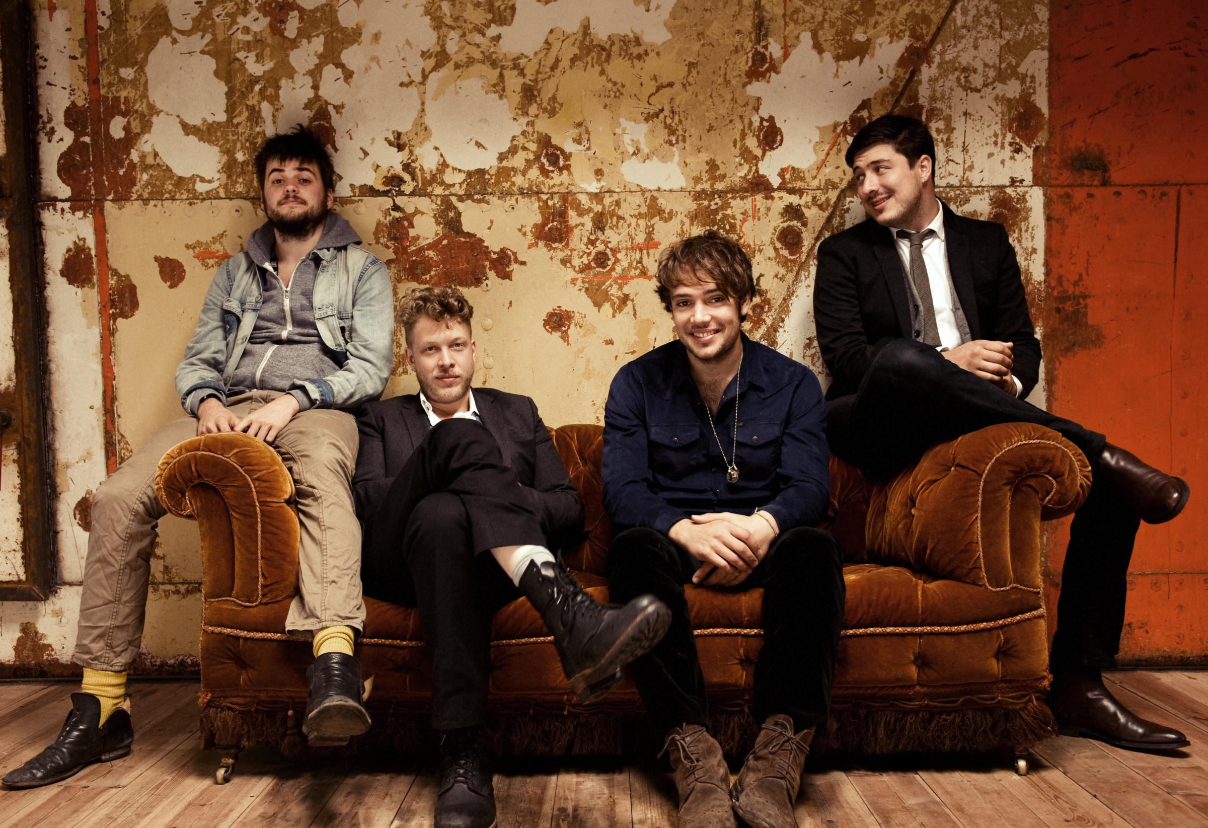 Mumford and Sons launch own beer for Lewes festival
