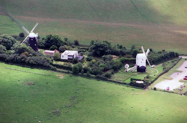 Barrister plans to restore historic Sussex windmill