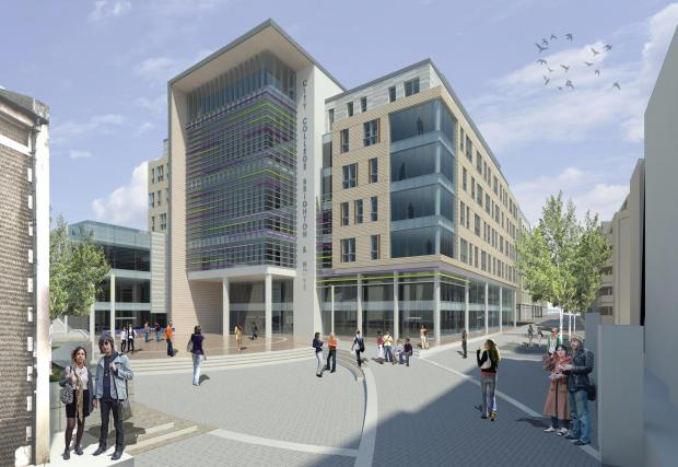 £73m City College Brighton and Hove plans unveiled