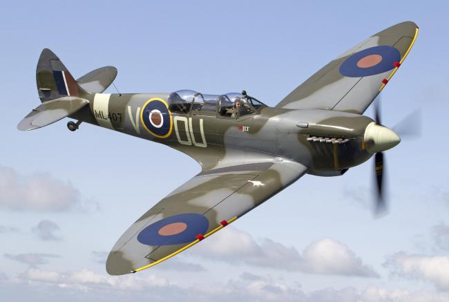 Sussex-based firm puts Spitfire shares on sale at £250,000 each