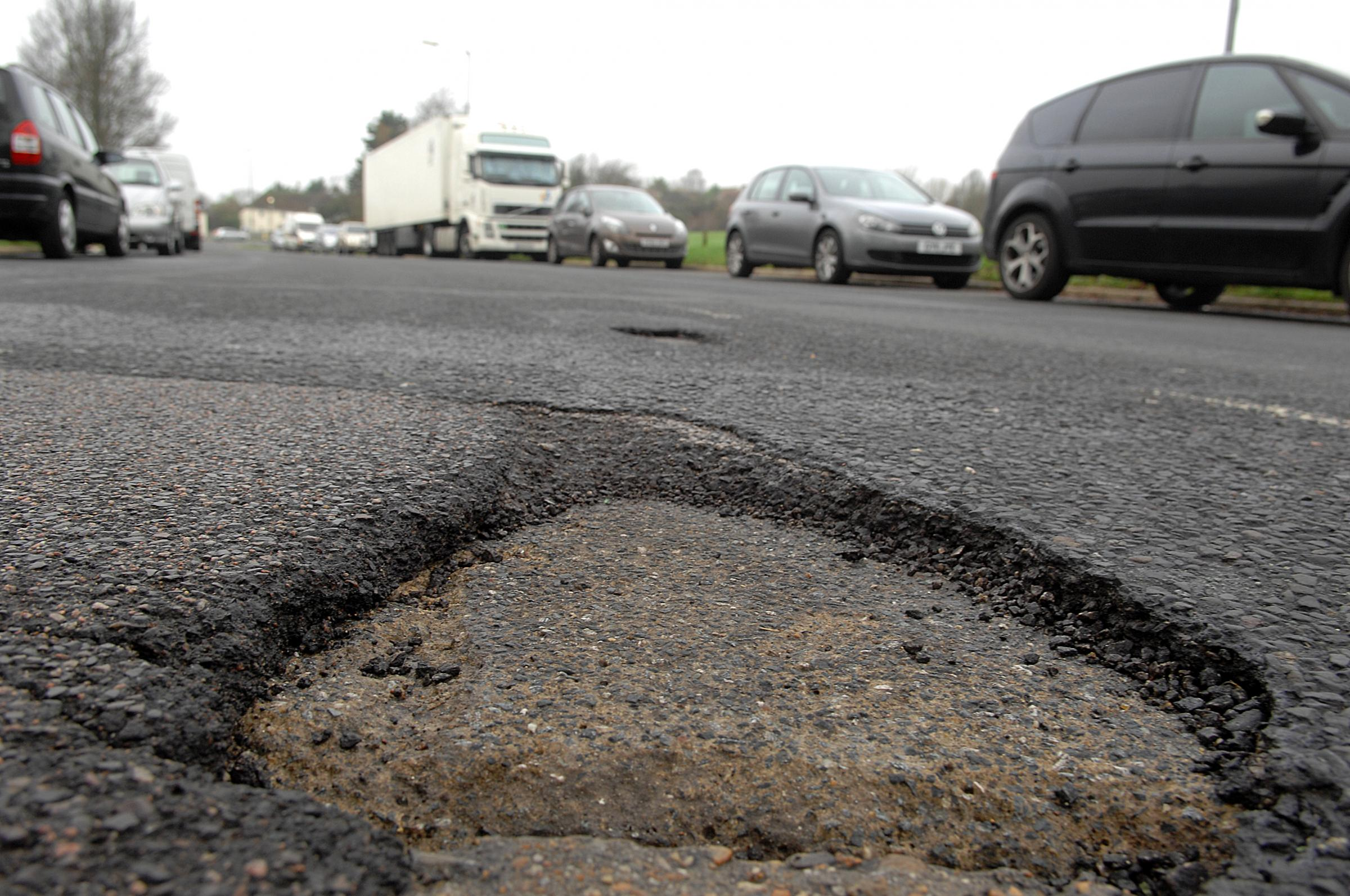 Brighton and Hove shortchanged by pothole fund