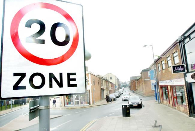 Brighton and Hove's controversial 20mph scheme to be expanded