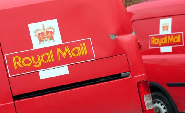 The Argus: Royal Mail vans