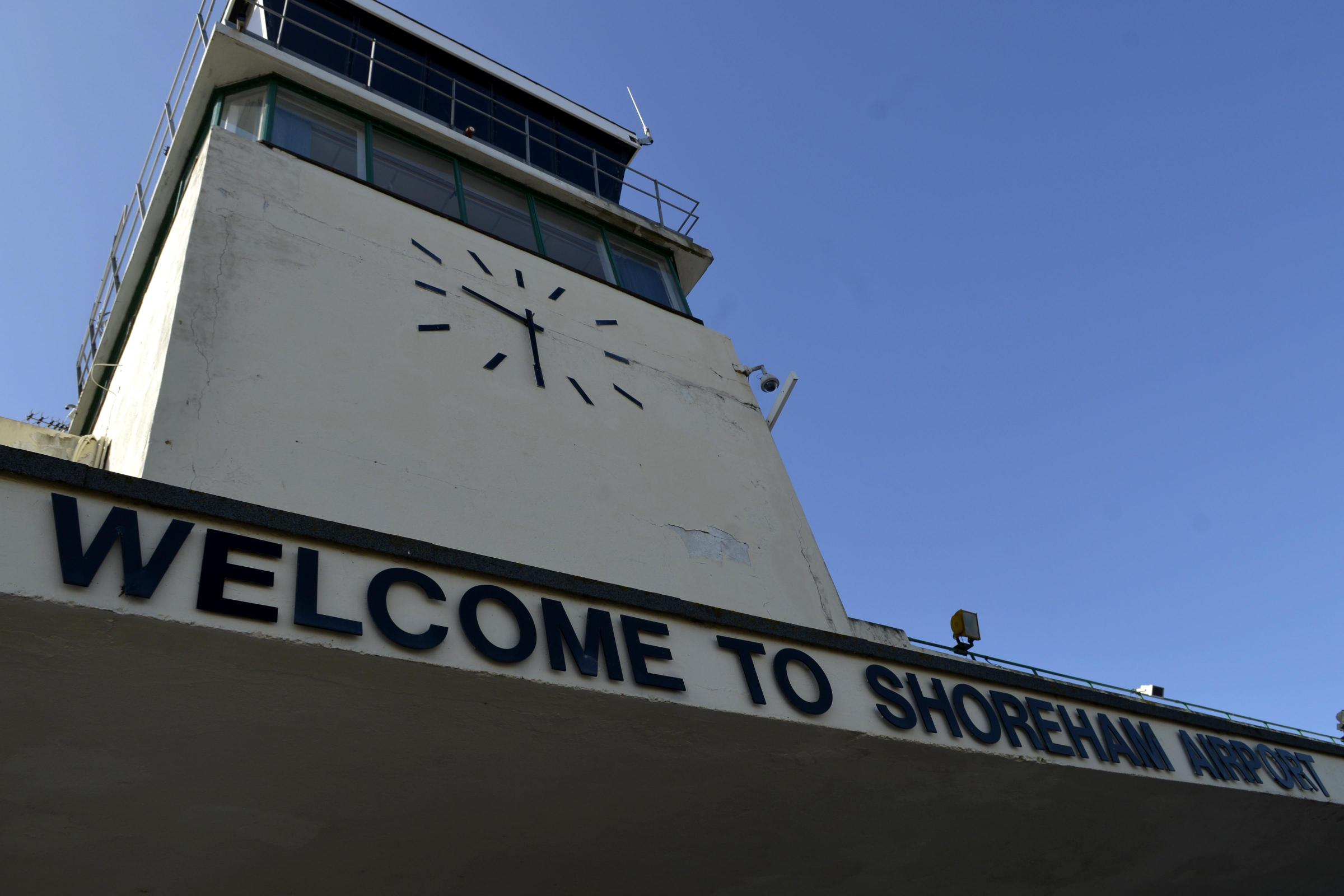 Plans submitted for multi-million pound development of Shoreham Airport