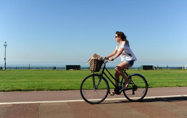Hove seafront cycling survey launched by councillors
