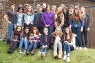 Varndean College students excel in course and prepare for university life