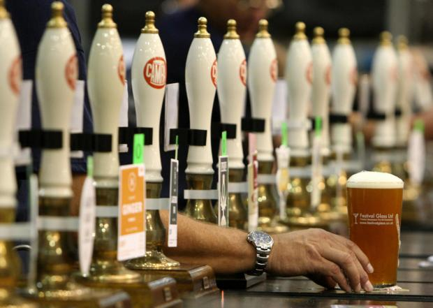 Get ready to drink up at Eastbourne beer festival