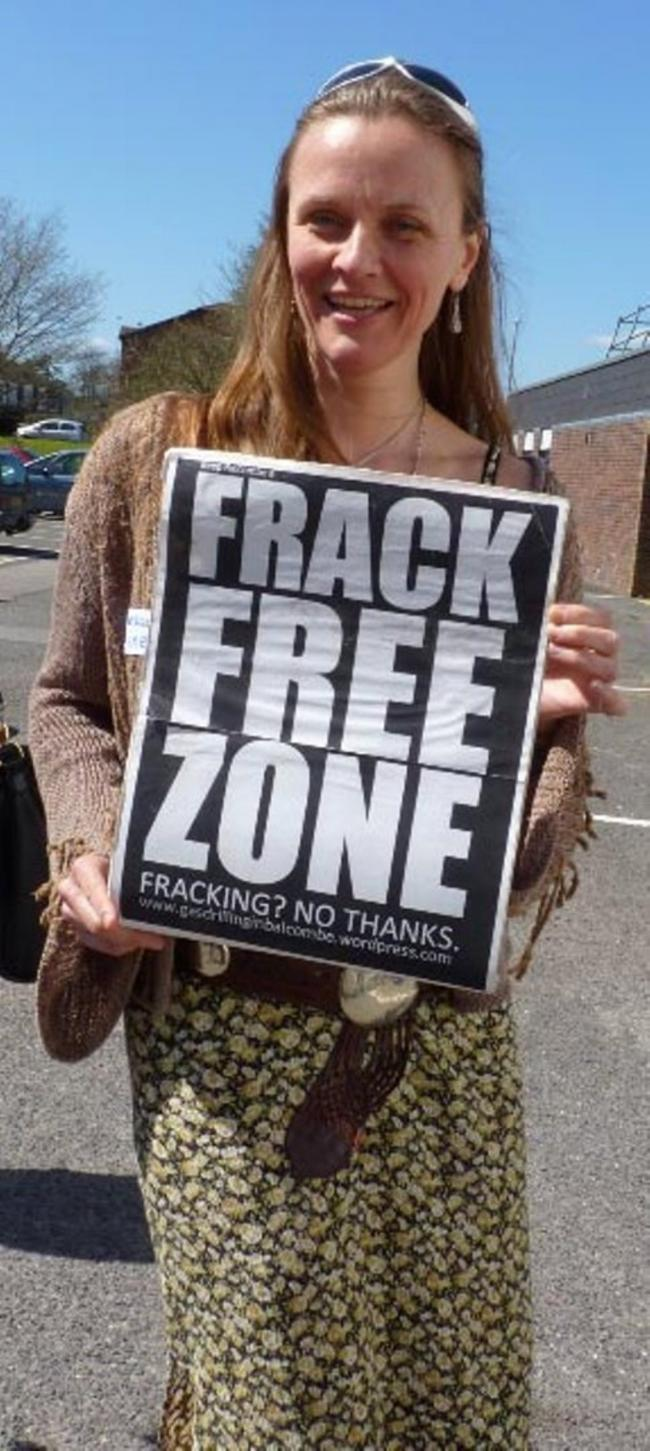 Send in questions for anti-fracking campaigner Vanessa Vine