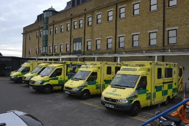 Brighton and Hove residents using A&E instead of more appropriate services