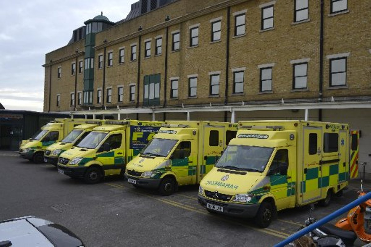 Reasons for Sussex hospital trips in last year revealed
