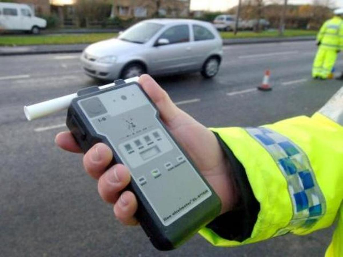 Drink-driving arrests in Sussex mount as driver get 4-year ban