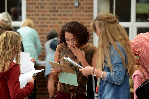 Best GCSEs in years celebrated in Sussex