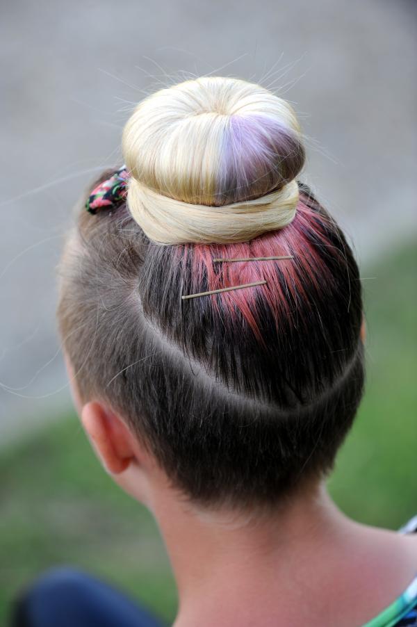 Ladies extreme haircuts