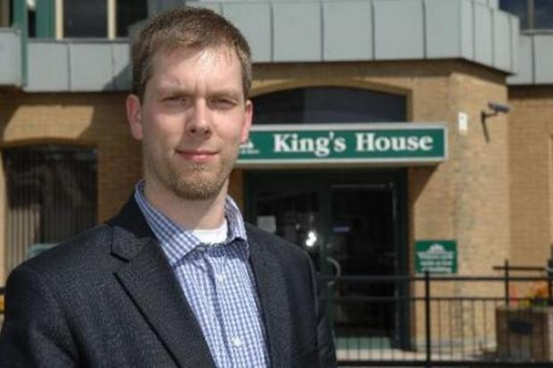 The Argus: Brighton and Hove council leader Jason Kitcat