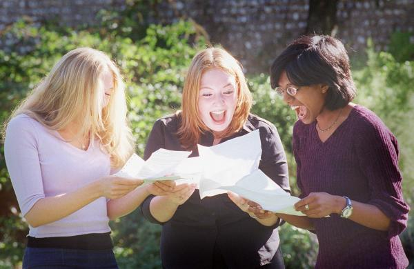 GCSE results rise in Sussex as official results released