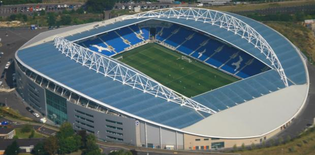 The Argus: The Amex is set for another big occasion