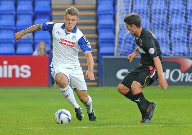 Albion are understood to be keeping tabs on Tranmere's Max Power