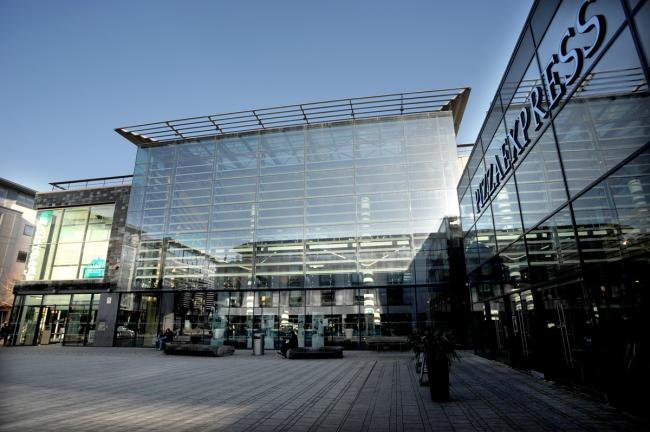 Jubilee Library in Brighton