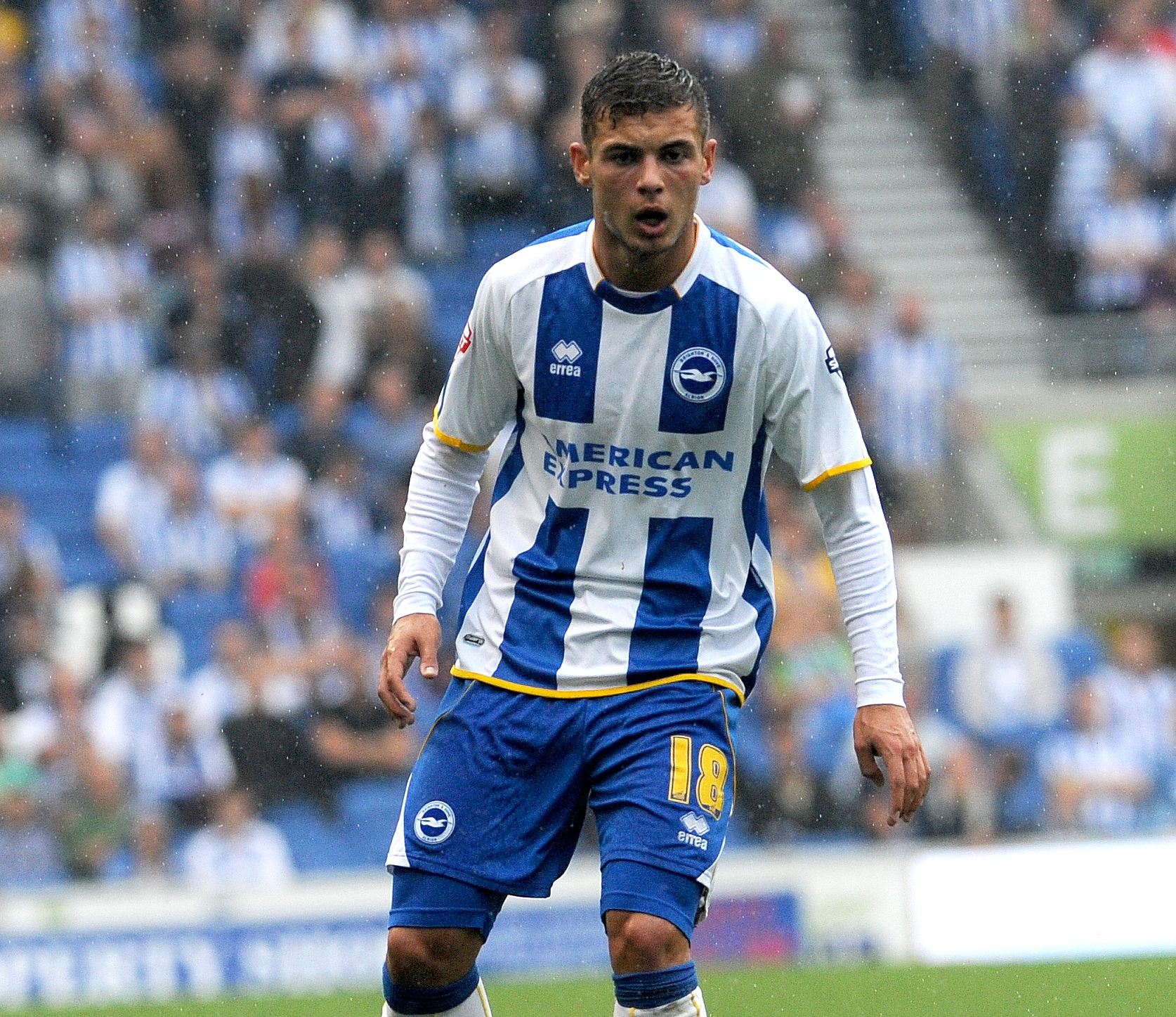 Jake Forster Caskey learned a lot on loan