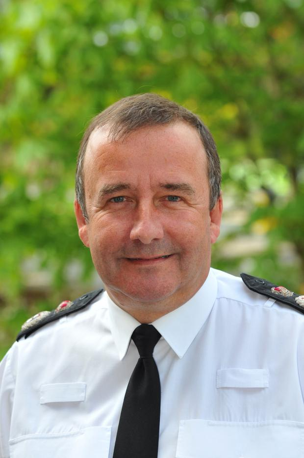 The Argus: Chief Constable: Martin Richards