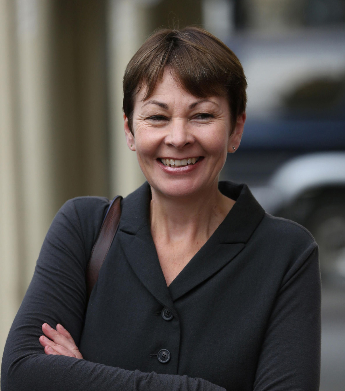 Caroline Lucas to publish diaries