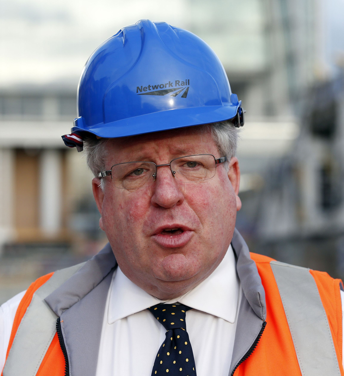Transport Secretary Patrick McLoughlin