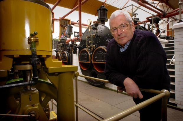 Tributes flow for Engineerium hero Jonathan Minns