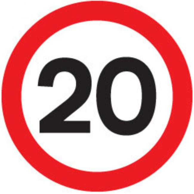 Cycle and pedestrian crashes on the rise in new Brighton and Hove 20 mph zone