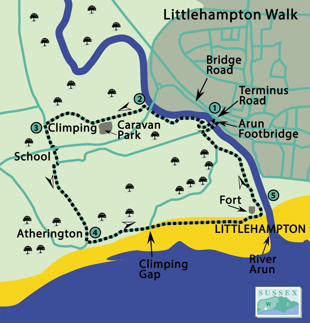 Littlehampton circular The Argus