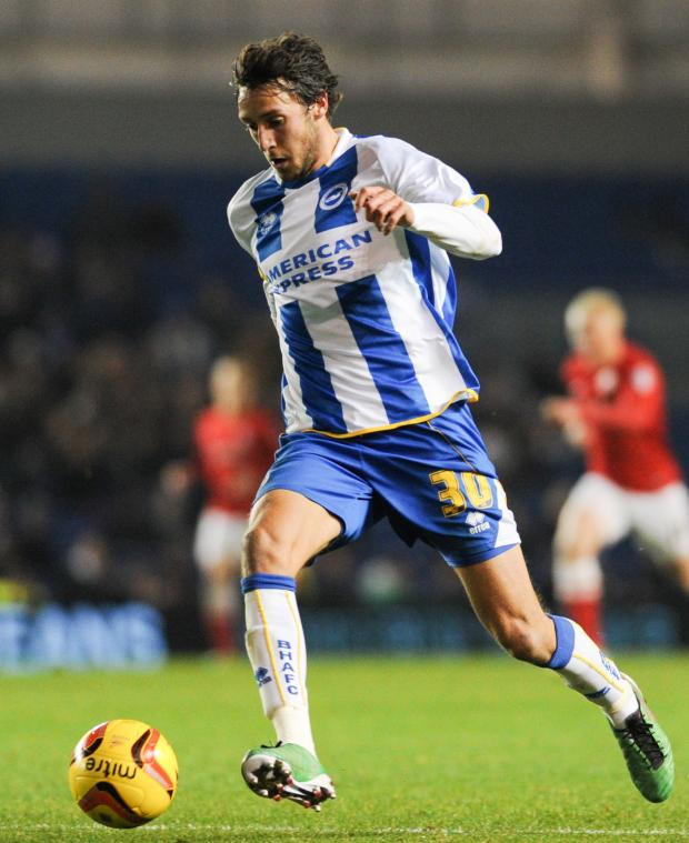 The Argus: Will Buckley is back in the frame to face Leeds after more than six weeks on the sidelines.