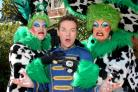 Stephen Mulhern as Buttons