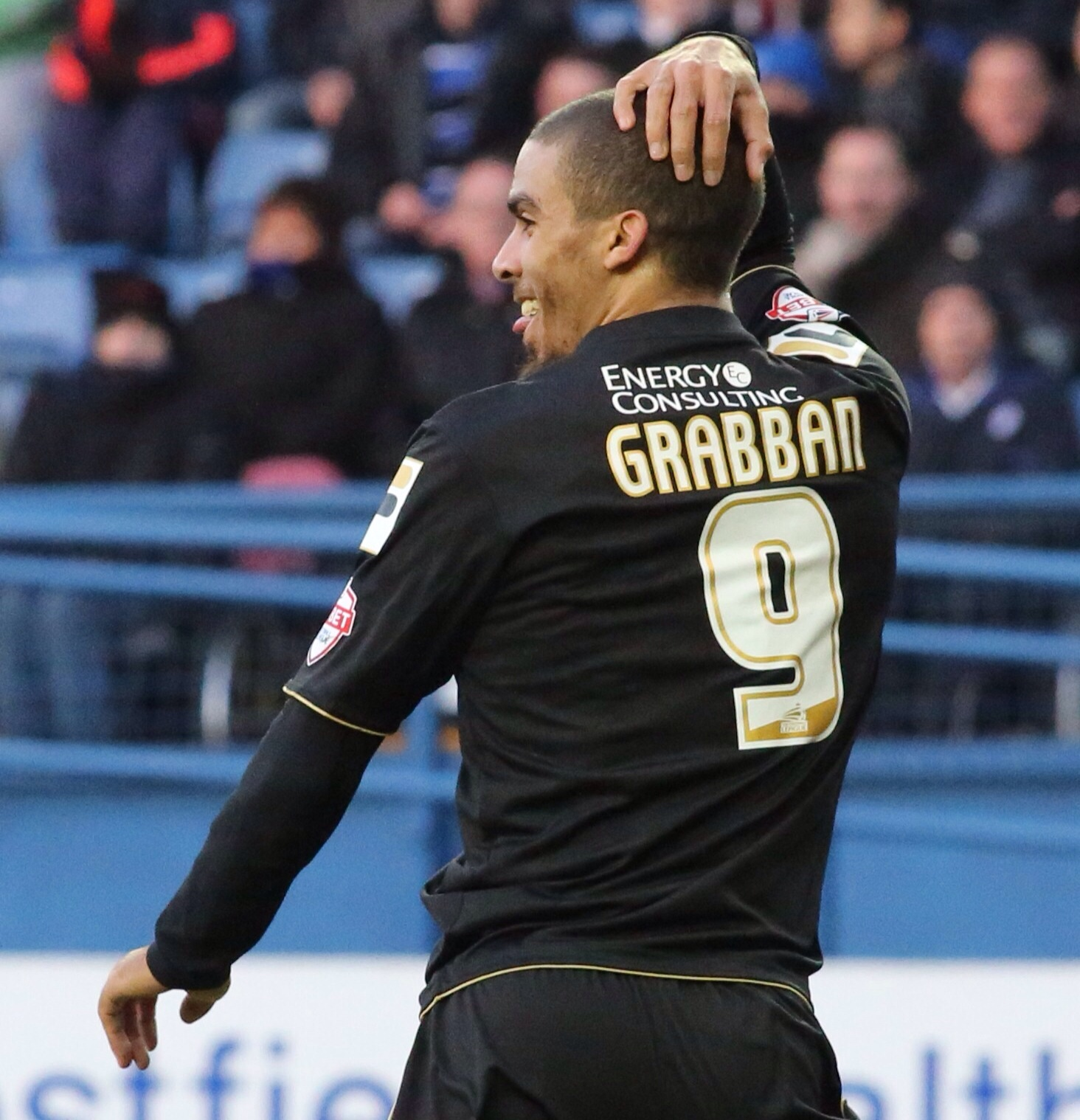 Lewis Grabban. No deal has been struck yet by Albion for the Bournemouth marksman.
