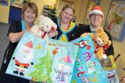 Sussex customers show off their goodwill with donations for Argus Appeal