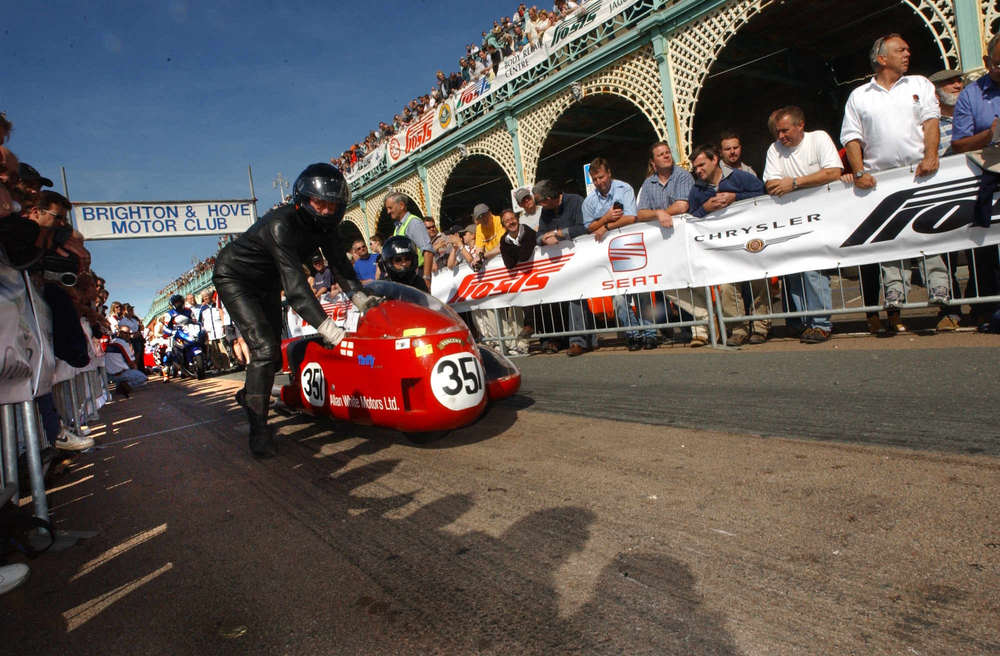 Entrants sought for returning historic speed trials