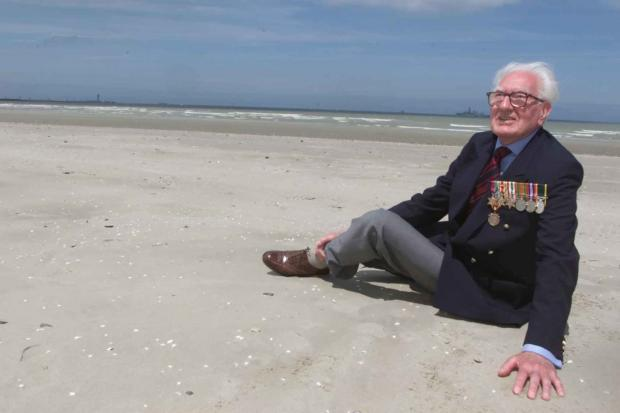 The Argus: Brighton war hero who escaped from the Nazis in Italy dies