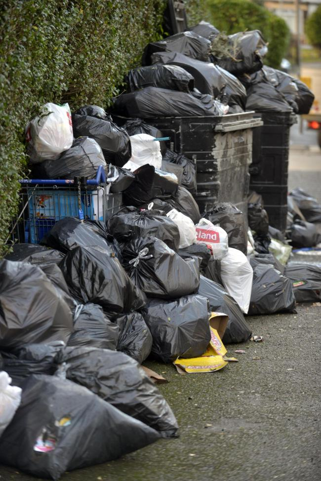Don't call us pleads council as Brighton and Hove rubbish piles up