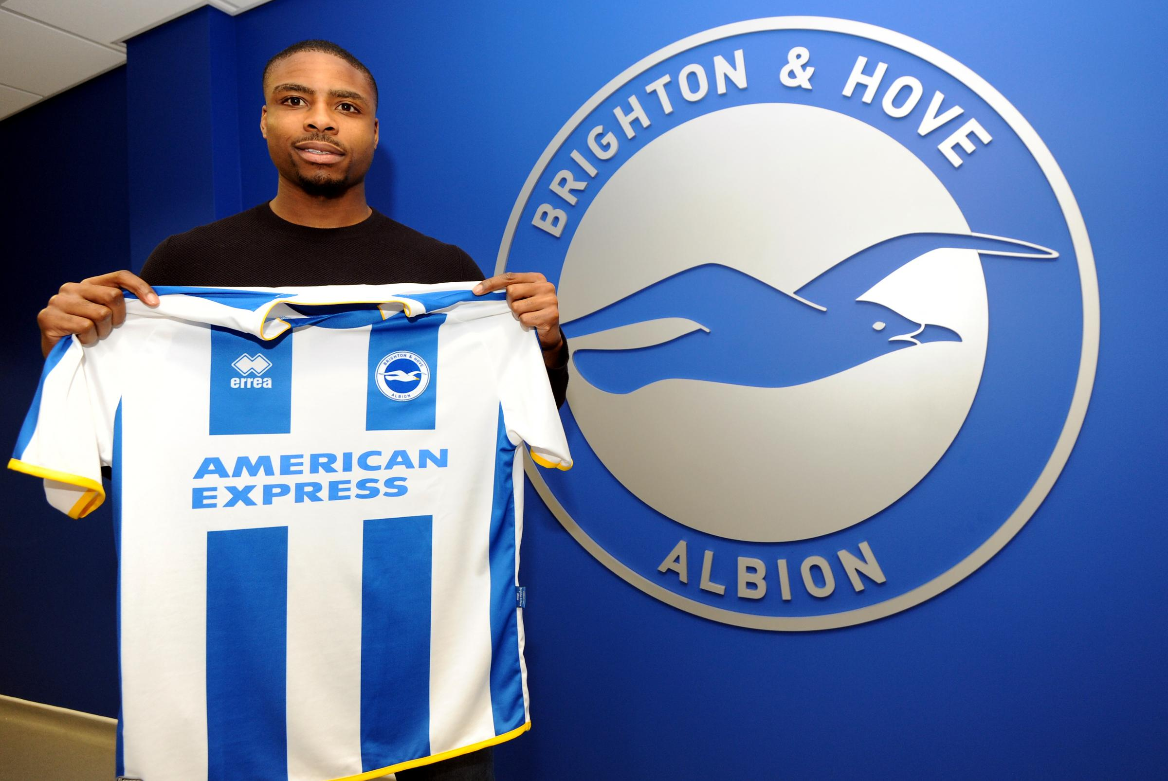 Loan striker Jonathan Obika want to start well with Albion