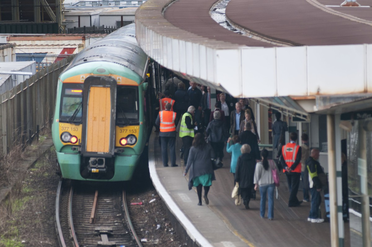 Commuters heading to London to face disruption