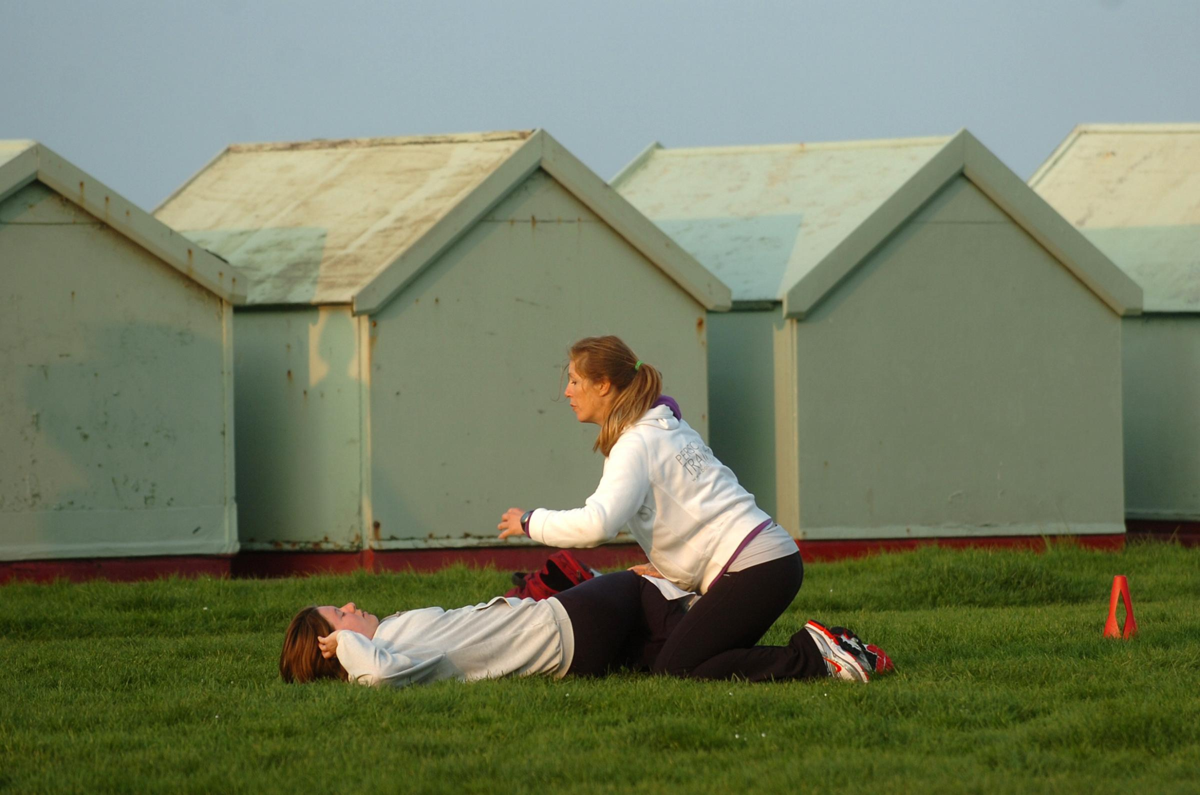 Brighton and Hove fitness trainers face park licence
