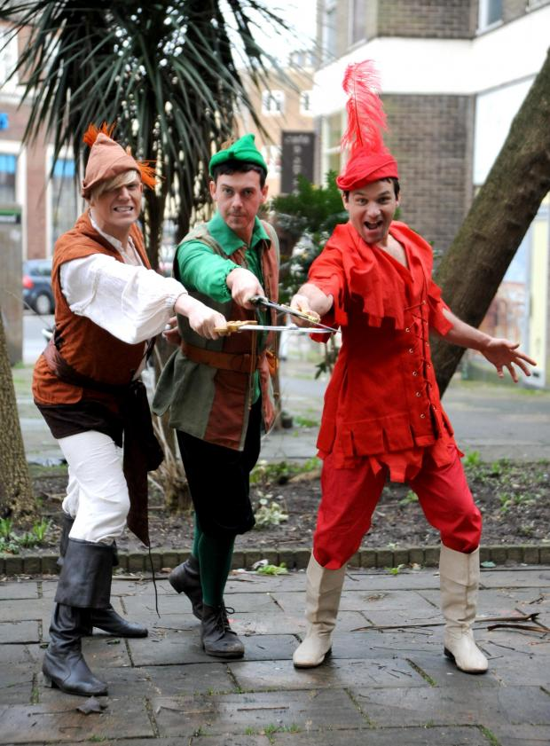 The Argus: Roll up for The Alternative Panto in Brighton