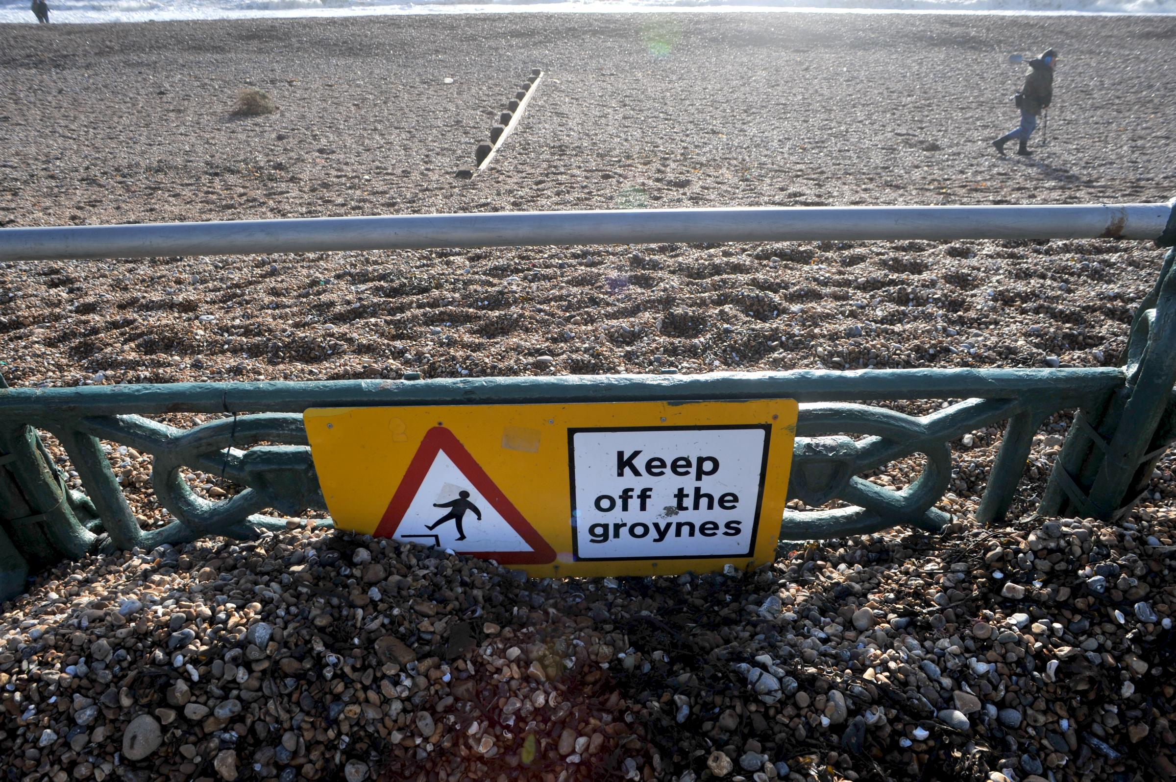 Sussex coast clear-up continues after storm damage but could be weeks before back to normal
