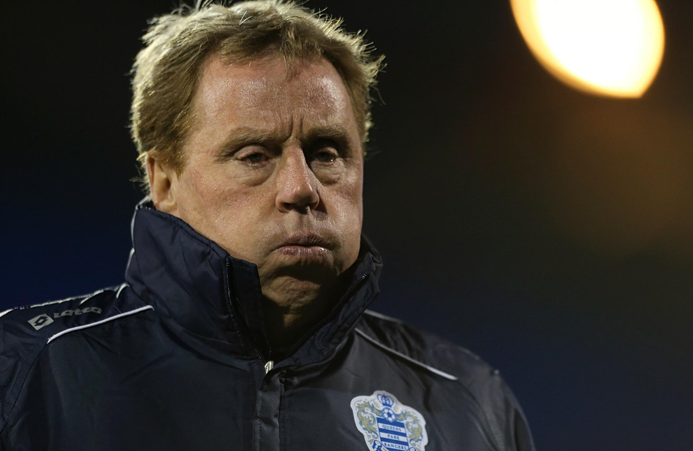 Harry Redknapp is impressed by Albion