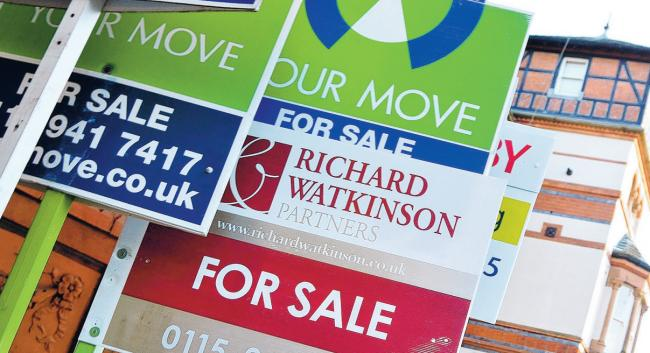 Rents on rise as first-time-buyers find it tough
