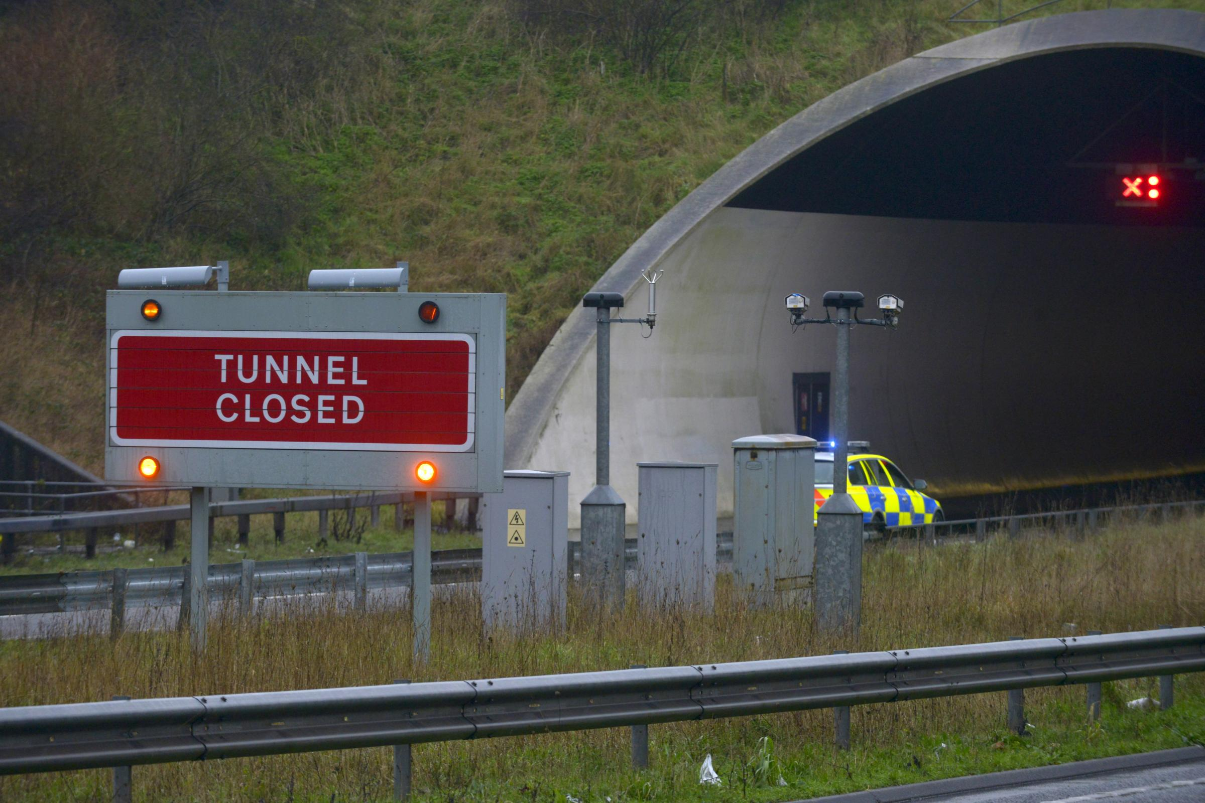 Talking point: Should there be a speed limit in Southwick Tunnel?