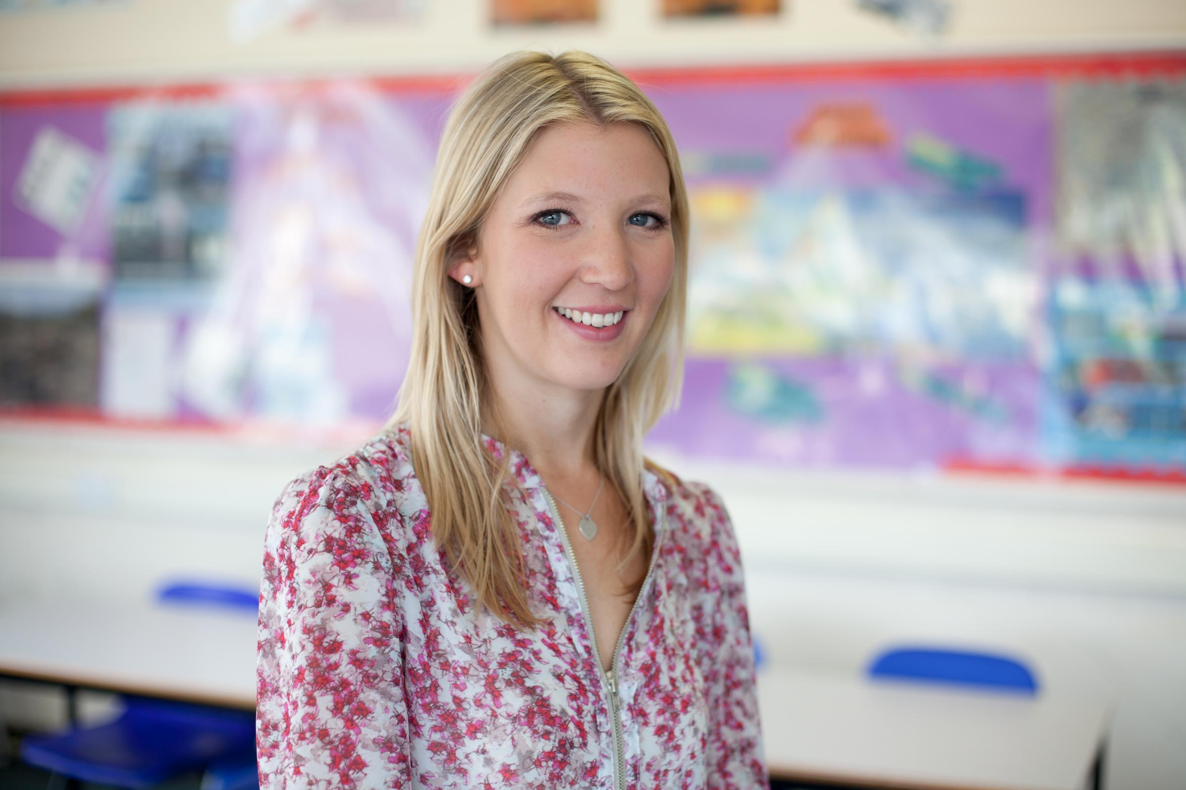Teacher from Hove finds fame in BBC teacher documentary Tough Young Teachers