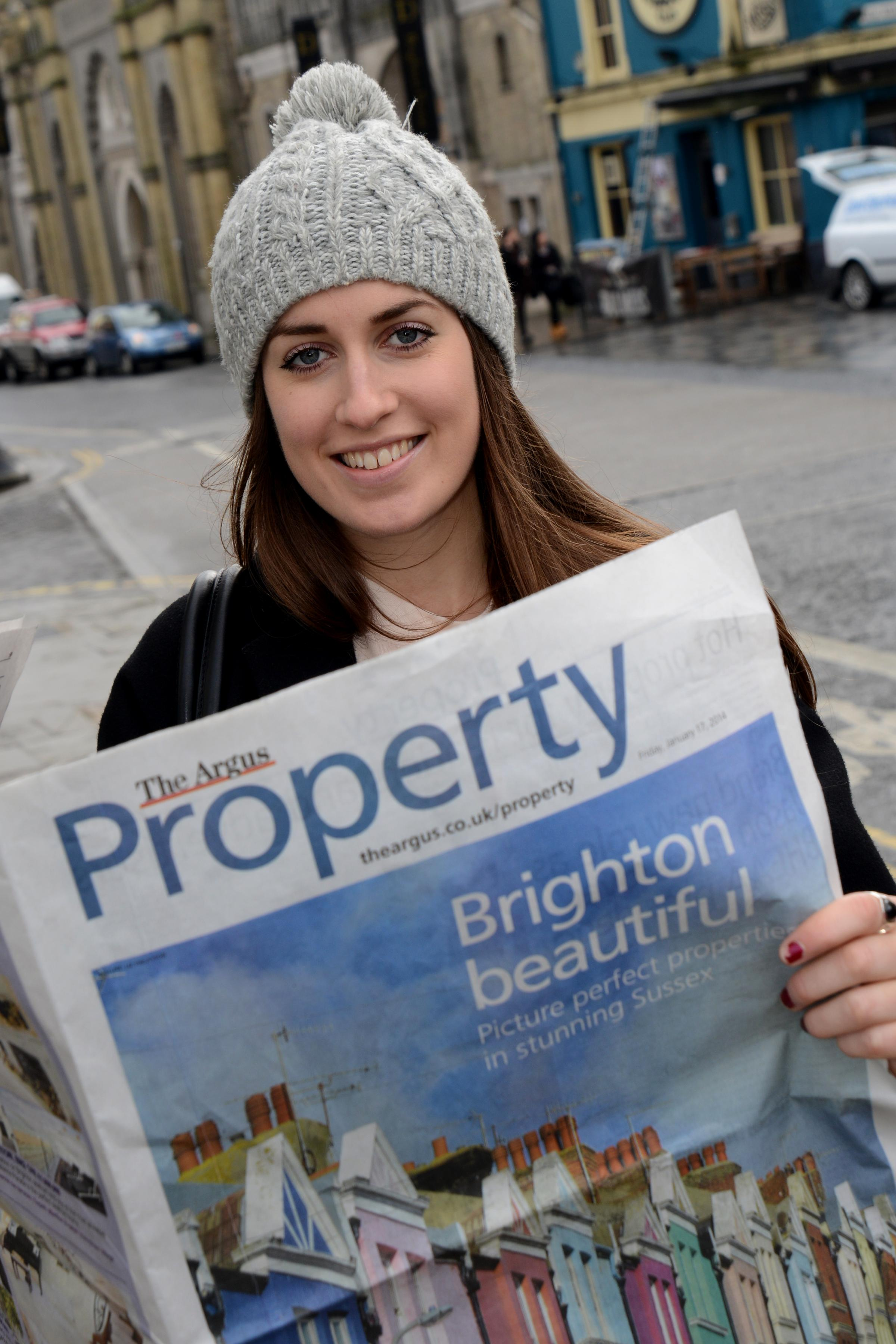 Advertisers and readers hail new Argus property supplement