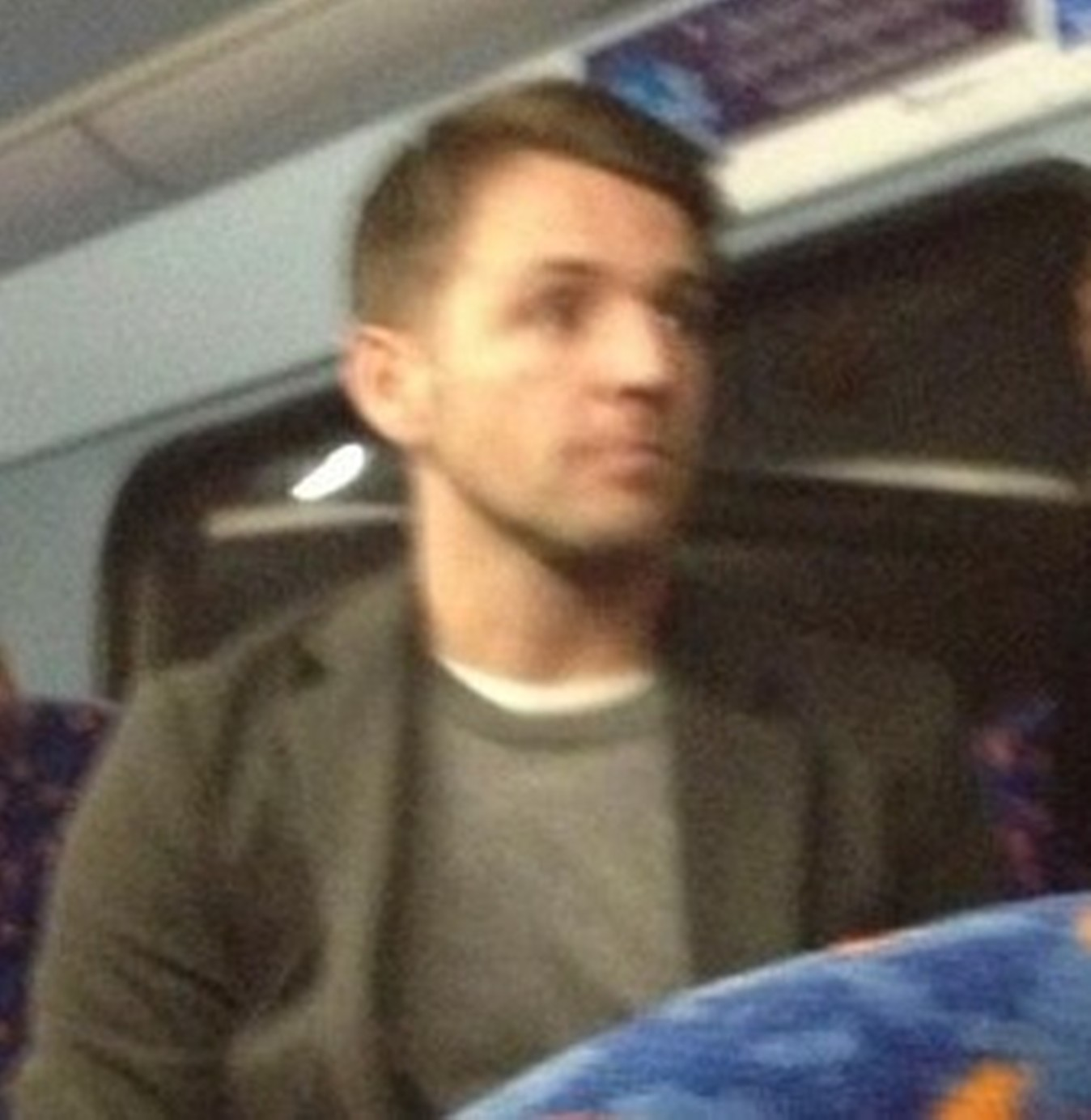 PICTURE: Police seeking this man after racist incident on Shoreham-bound bus